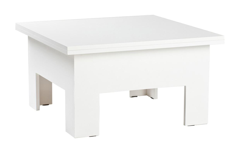 стол трансформер Basic белый купить в москве