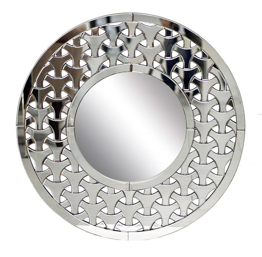 Зеркало круглое фото